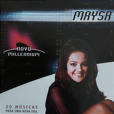CD - Maysa – (Coleção Millennium - 20 Músicas Do Século XX)