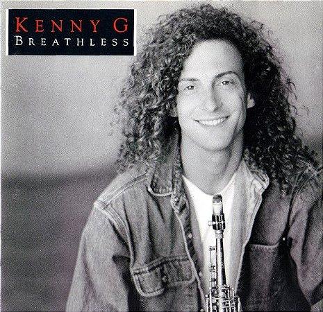 CD - Kenny G - Breathless