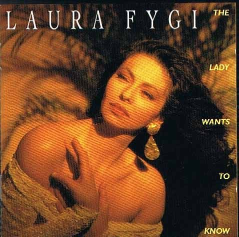 CD - Laura Fygi - The Lady Wants To Know