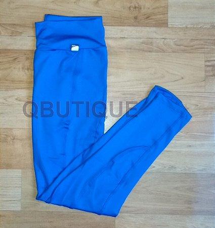 Calça Legging Montaria   Azul Royal
