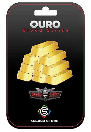 Ouros para o BloodStrike