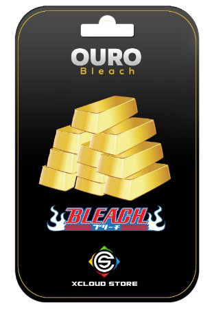 Ouros para o jogo Bleach - Xcloudgame