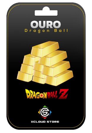 Ouros para o jogo Dragon Ball - Xcloudgame
