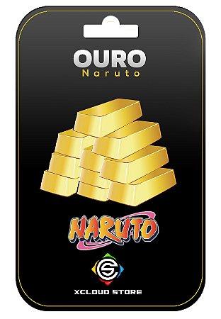 Ouros para o jogo Naruto - Xcloudgame