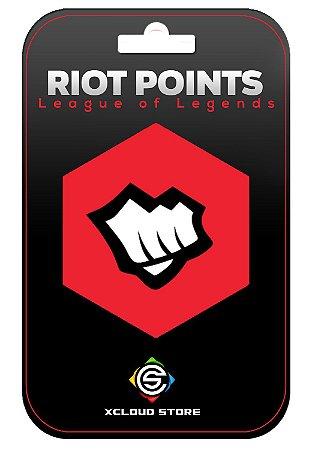 Riot Points - League of Legends