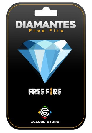 Diamantes - Free Fire