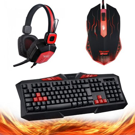 KIT FIRE RED XFIRE