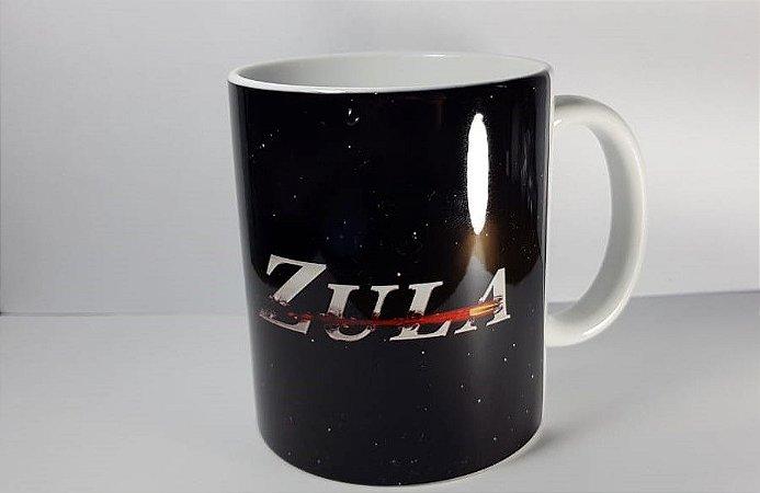 Caneca Zula Preta - Zula Xcloudgame