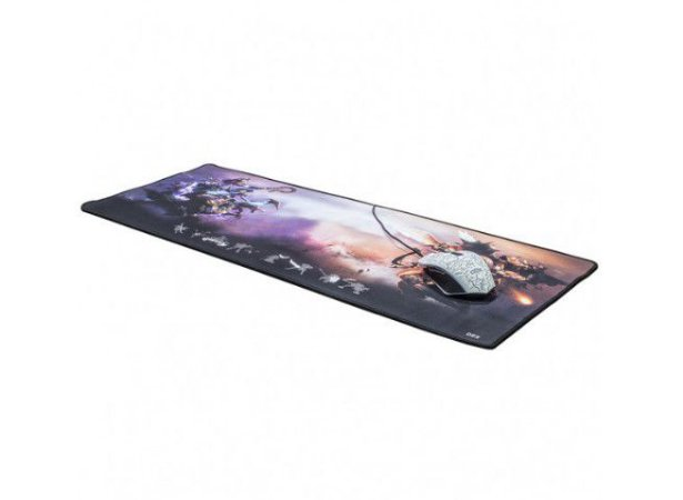 MOUSE PAD GAMER EMBORRACHADO GG BATTLE DO LOL