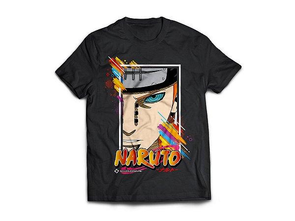 Camiseta do Anime Naruto - Pain