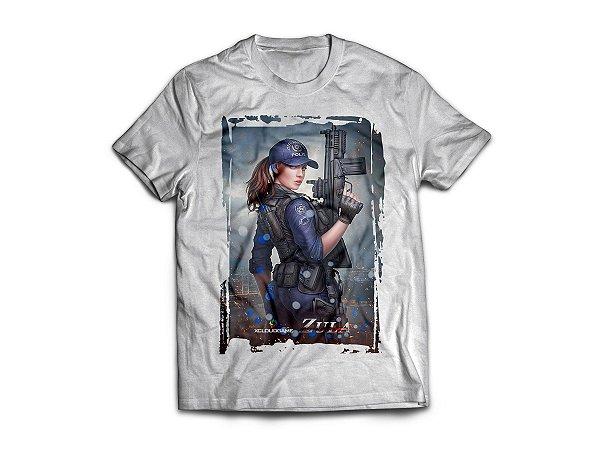 Camiseta do Jogo Zula - Zeynep