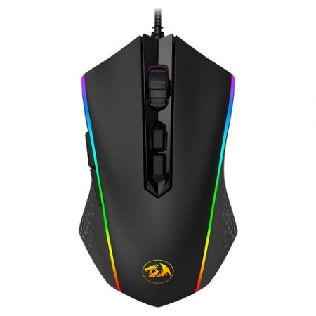 MOUSE GAMER REDRAGON MEMEANLION 10000 DPI CHROMA RGB, M710