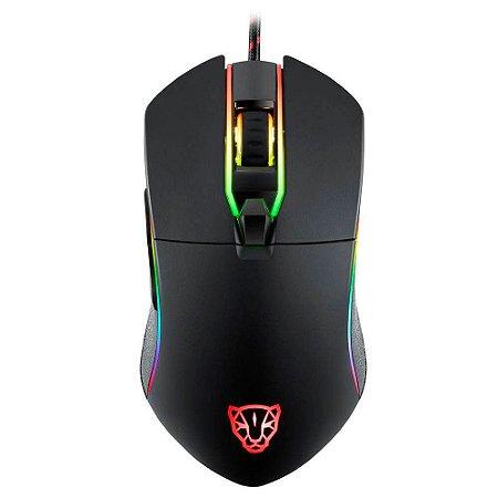 Mouse Gamer Motospeed V30 RGB Backlight 5000 DPI