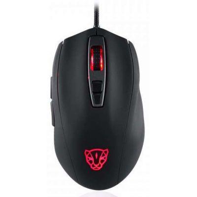 Mouse Gamer Motospeed V60 Preto 7 botões 5000 Dpi