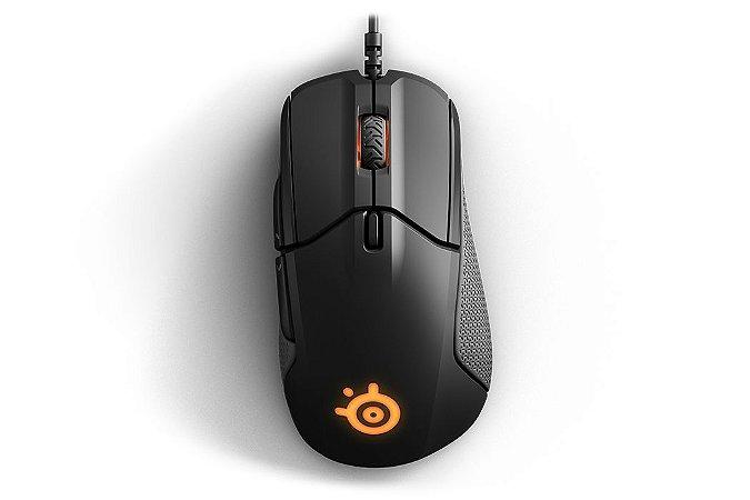 StelSeries Mouse Gamer SteelSeries 12000DPI Rival 310 Black
