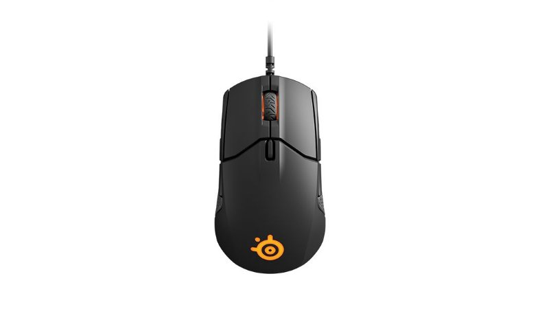 StelSeries Mouse Gamer SteelSeries 12000DPI Sensei 310 Black