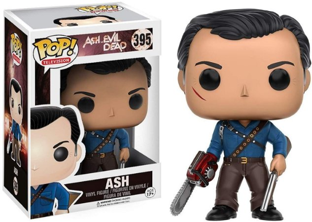 Funko POP Ash - Army of the Darkenss TV VERSION