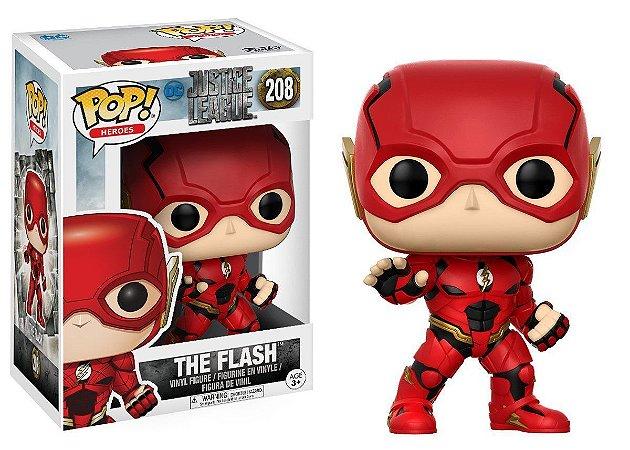 Funko POP The Flash - Liga da Justiça