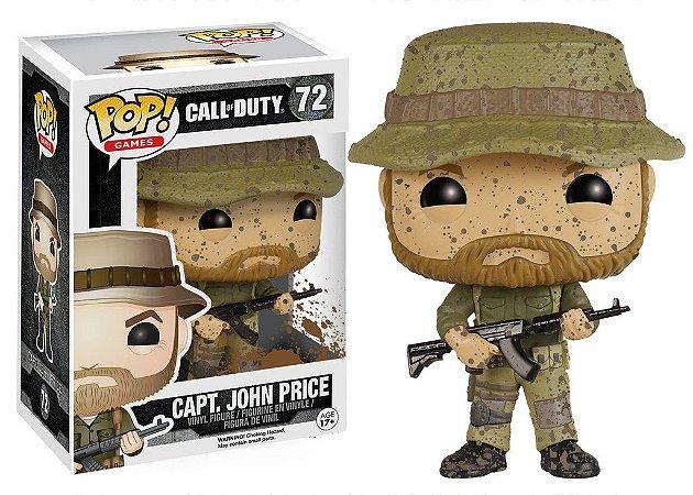 Funko POP Capt. John Price - Call of Duty
