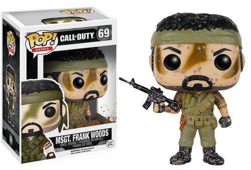 Funko POP Frank Woods - Call of Duty