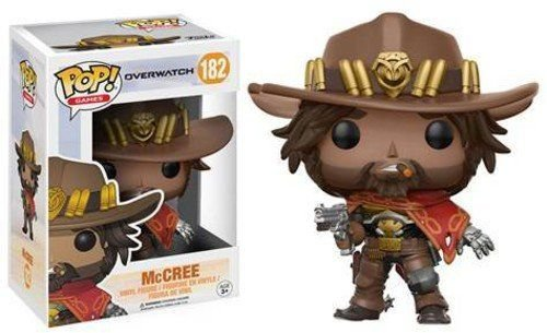 Funko POP McCREE - Overwatch