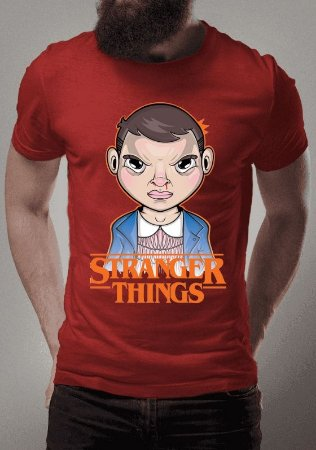Camiseta Angry Eleven