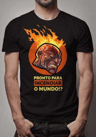 Camiseta Brand League of Legends