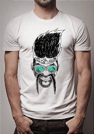 Camiseta Draven Sketch League of Legends