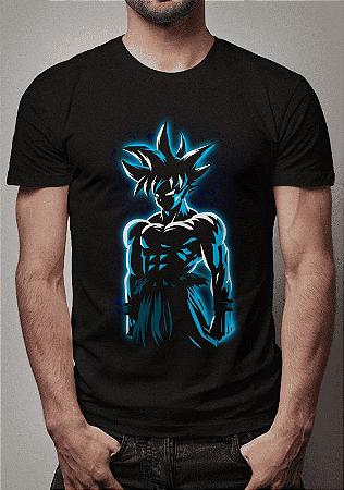 Camiseta Goku Instinct Dragon Ball Super