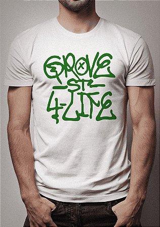 Camiseta Grove Street GTA San Andreas