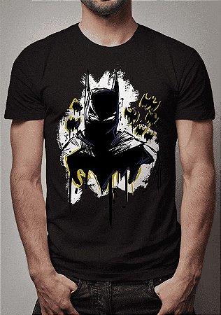 Camiseta Homem Morcego