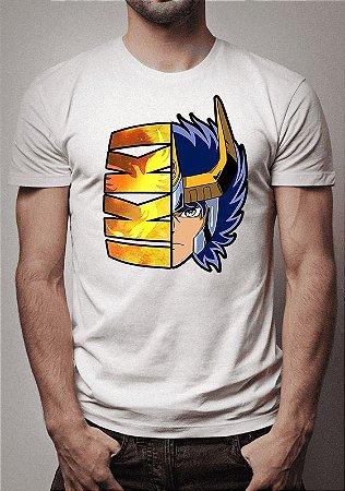 Camiseta Ikki Cavaleiros do Zodíaco