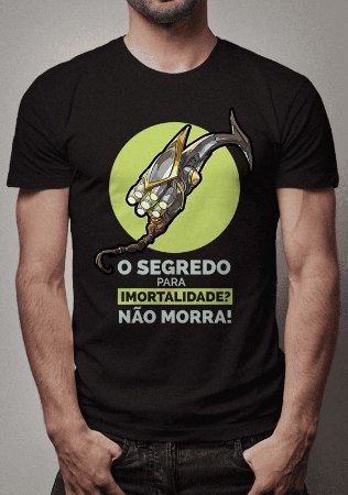 Camiseta Master Yi League of Legends