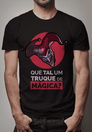 Camiseta Shaco League of Legends