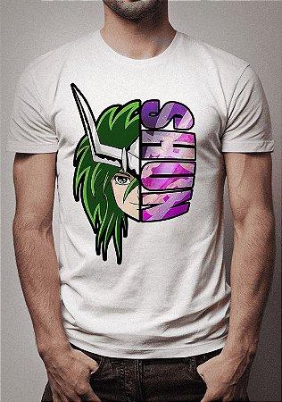 Camiseta Shun Cavaleiros do Zodíaco