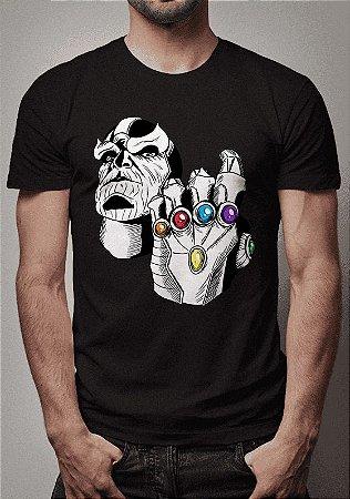 Camiseta Thanos Marvel