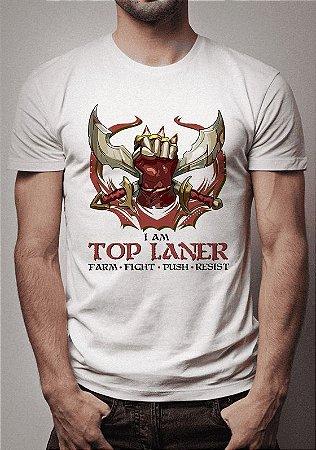 Camiseta Top Laner League of Legends