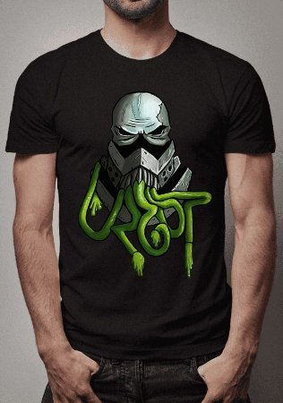 Camiseta Urgot League of Legends