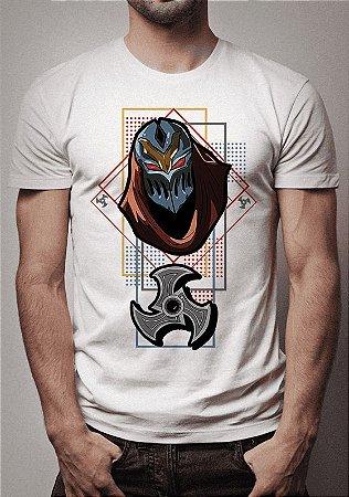 Camiseta Zed Shuriken League of Legends