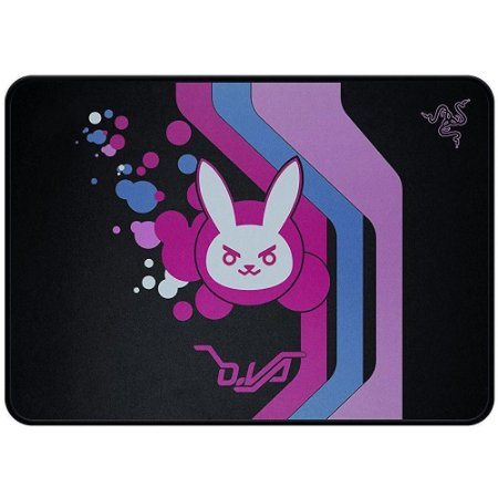Mousepad Gamer Razer Goliathus D.Va, Speed, Médio (355x254mm)