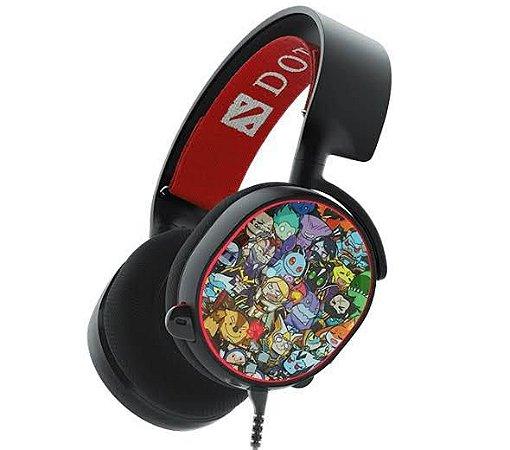 SteelSeries Headset ARCTIS 5 DOTA 2 ED-PC 7.1 -  JOSI GAMER