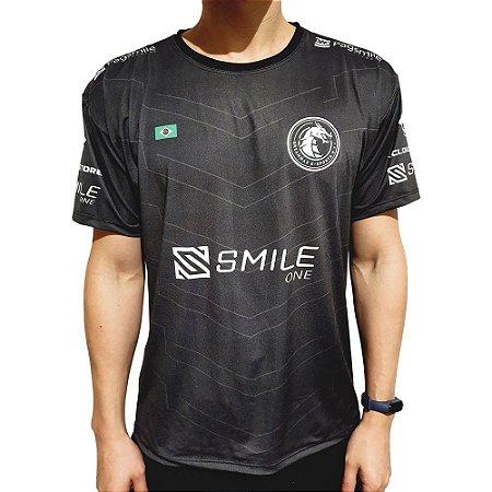 Camiseta do Time DreamMax Oficial Cor Preta