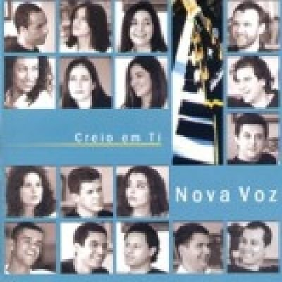 Kit de Ensaio - Nova Voz - Cd Completo - Creio em Ti