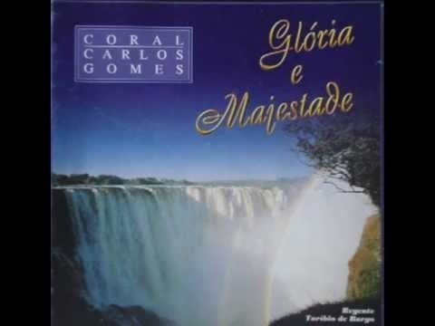 Kits de Ensaio - Coral Coral Carlos Gomes - Cantata - Glória e Majestade
