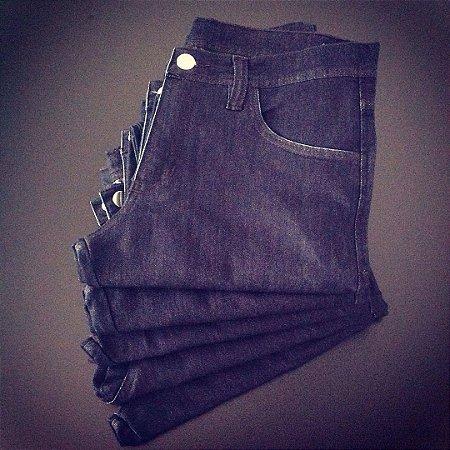 Calça Jeans Masculino - Black Skinny Fit