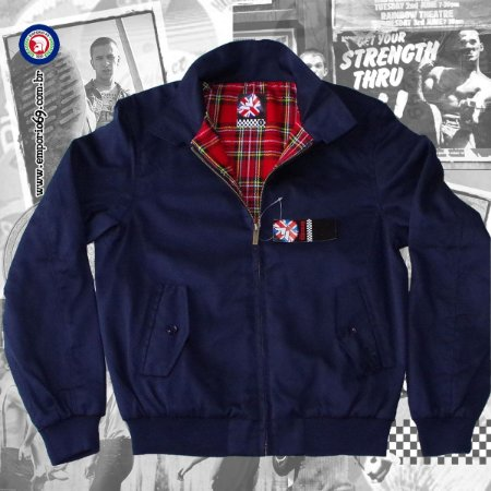 Harrington Warrior Clothing - Navy