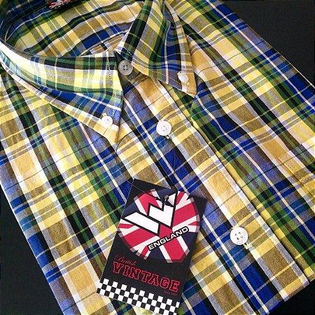 Button Down Warrior Clothing - Strummer Punk