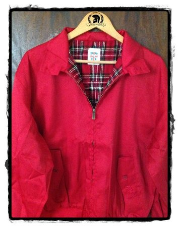 Harrington Warrior Clothing - Red