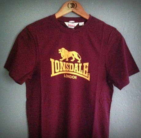 Camiseta Lonsdale Smith