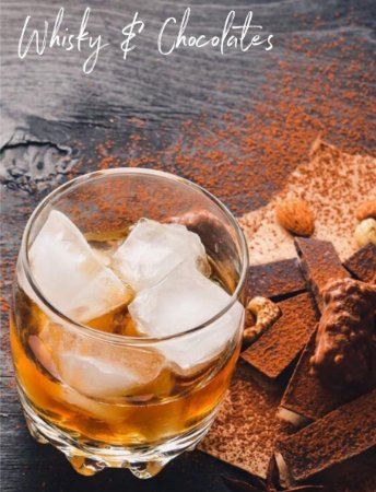 Workshop Whisky & Chocolates - Texturas e Aromas